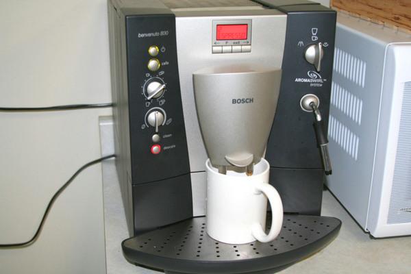 Bosch Benvenuto B30 Espresso Machine