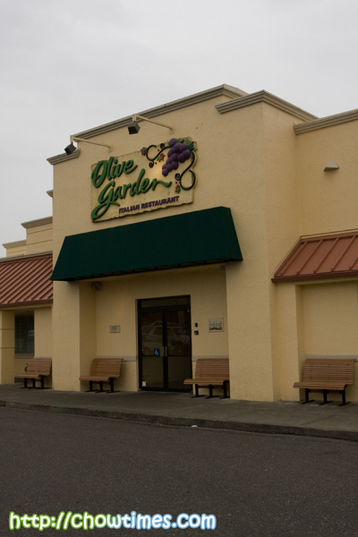 Olive Garden Italian Restaurant Bellingham Wa
