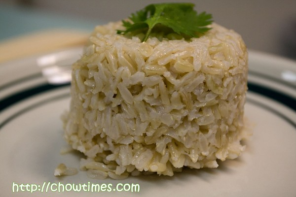 How to Cook Basmati Brown Rice