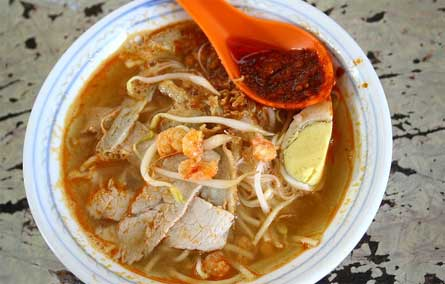 Penang style (from Travel Guide Malaysia)