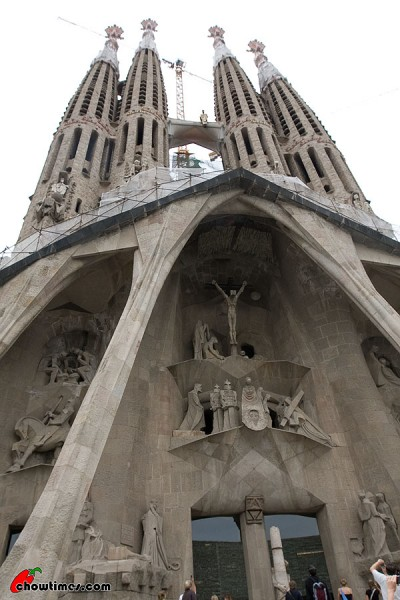 The Passion Facade
