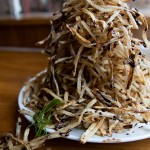Pomme Frites with Balsamico
