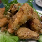 Deep Fried Chicken Wings