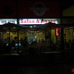 Salsa and Agave