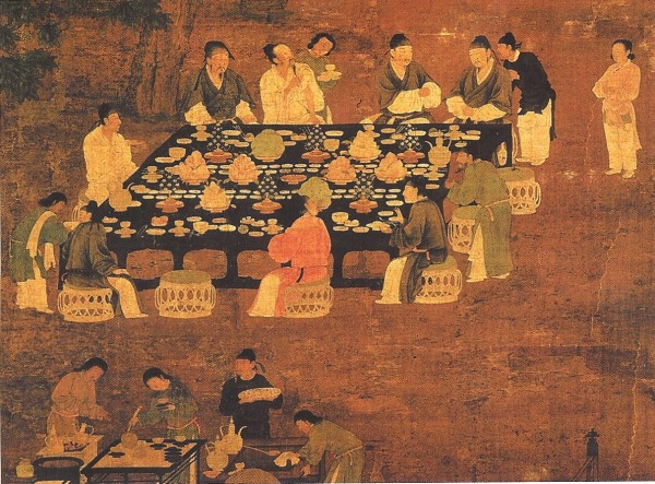 Song Dynasty Party | Credit: wikipedia.org