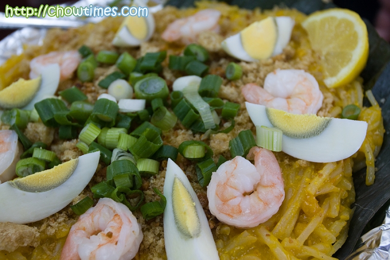 Pancit from Little Ongpin in Richmond