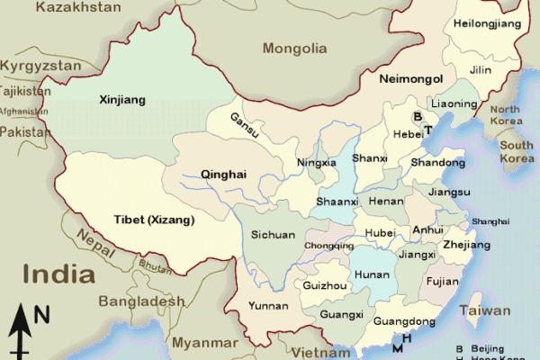 China-Map-Yunan-600x400