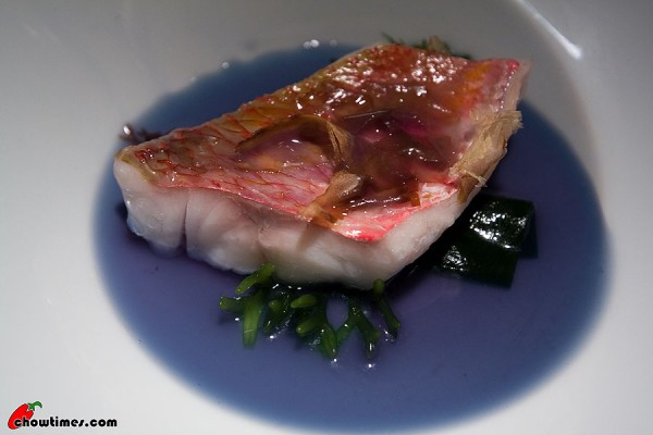 Contemporary Catalan Cuisine in Alkimia