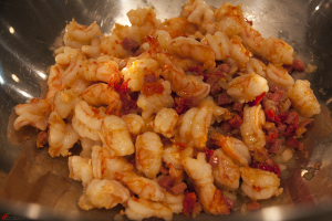 Fresh-Pasta-with-Spicy-Sausage-and-Shrimps-8