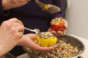 Stuffed-Pepper-with-Brown-Rice-10