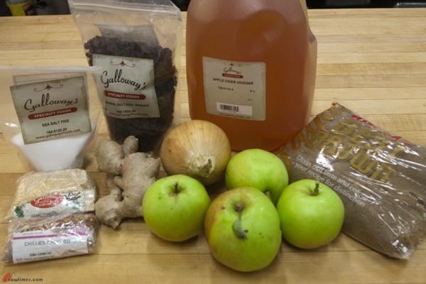 Canning-Apple-Ginger-Chutney-1