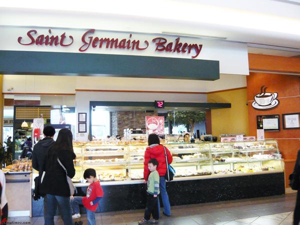 saint germain bakery in aberdeen mall richmond. Black Bedroom Furniture Sets. Home Design Ideas