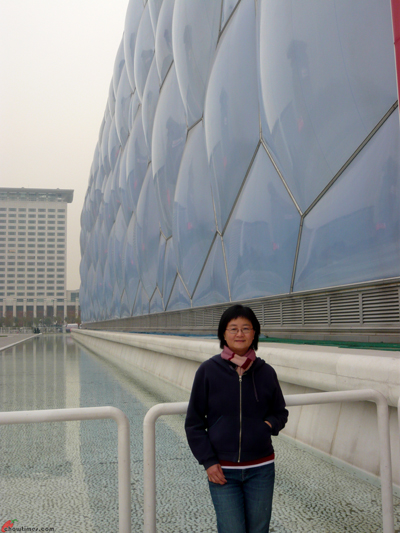 Beijing-Day-8-National-Aquatics-Center-Water-Cube-1