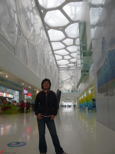Beijing-Day-8-National-Aquatics-Center-Water-Cube-2