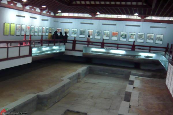 Xian-Day-3-Huaqing-Hot-Springs-18
