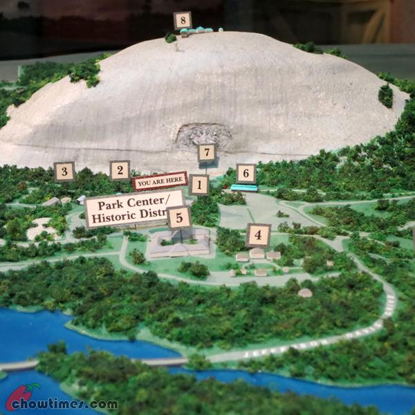 Atlanta Day 6: Stone Mountain