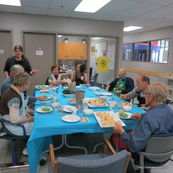 Senior Kitchen Celebrated Successful Season 001