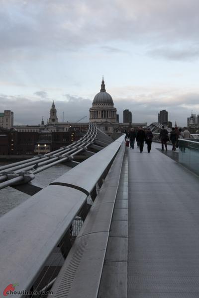 London-Day-4-Crossing-The-Millenium-Bridge-01