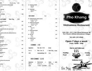 Pho Khang Menu (1)
