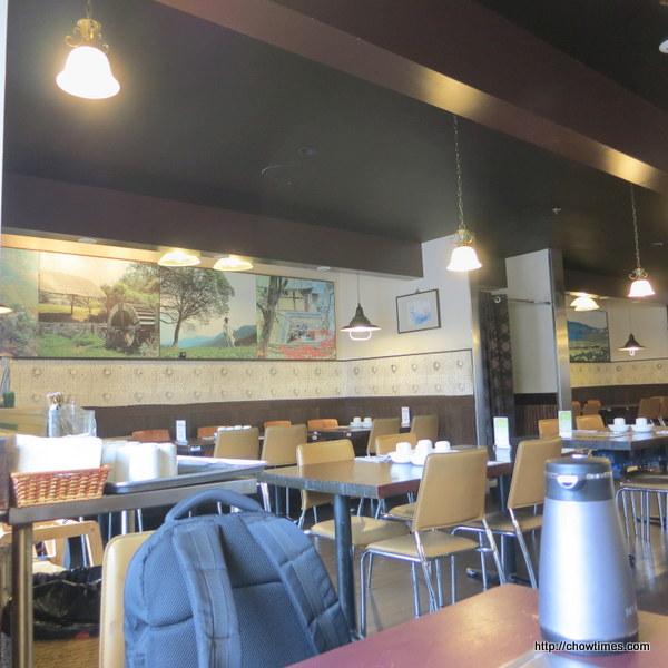 woe ga jib korean restaurant at alexandra road richmond. Black Bedroom Furniture Sets. Home Design Ideas