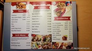Shawarma Place Menu (1)
