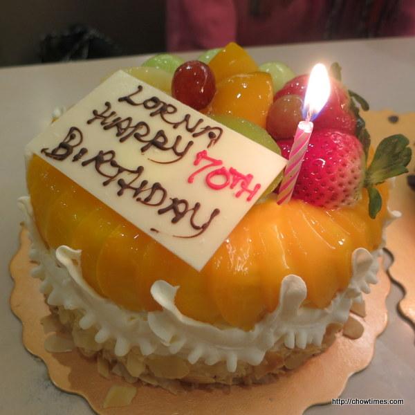 Birthday Celebration At Happy Date Bakery & Restaurant On Park Road, Richmond