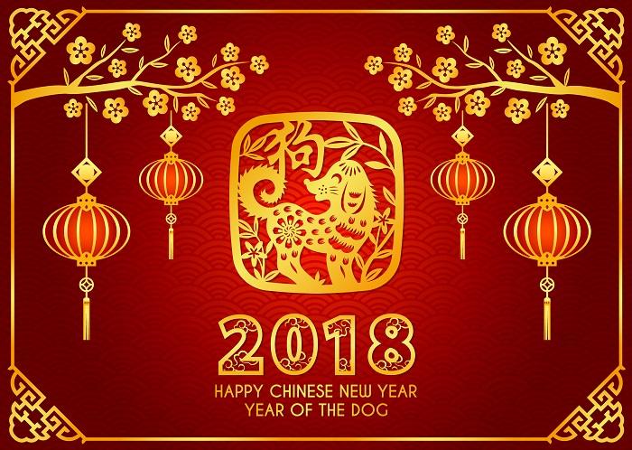 Wishing All A Joyful Chinese New Year